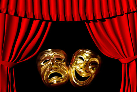 Drama Club Opens Its Curtains For End-of-Year Improv Show