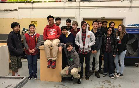 Club Corner: Robotics