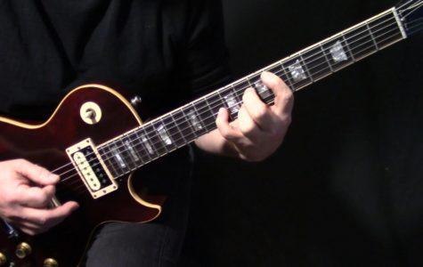 Guitar Club Entertains and Teaches