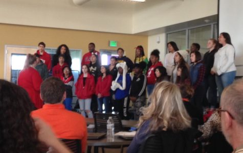Armijo students provide Sounds of the Season