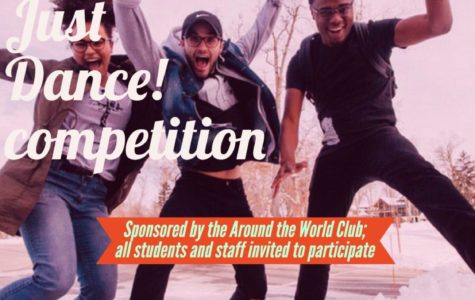 Around the World club sponsors dance contest