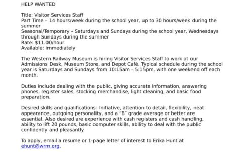 Looking for a job? Check this out!