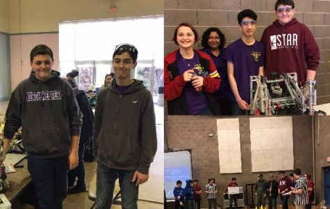 Robotics seeks funds to travel to VEX Worlds competition