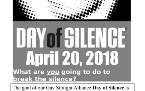 Armijo Recognizes Day of Silence One Week Early