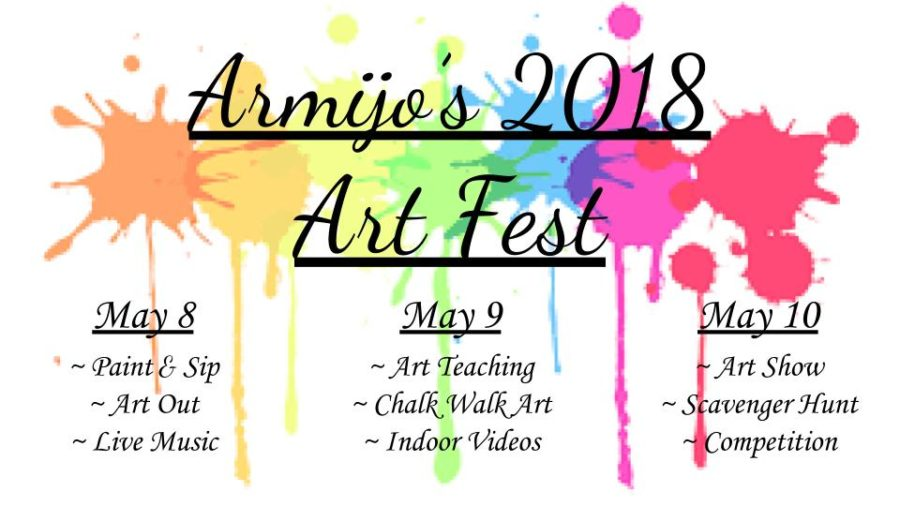 Art Fest Sign-Ups Are Now Available