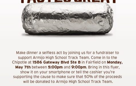 Chipotle – Get there fast, the fundraiser is today only!