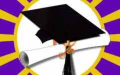 Friday Graduation Open to Four Guests Per Graduate