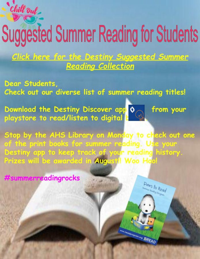 Relax with a Good Book This Summer