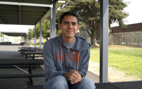 Senior David Tellez – Four Years in the Making