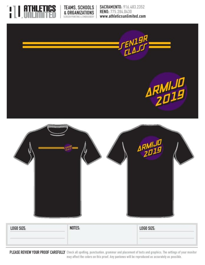 Place Your T-Shirt Order by October 16!