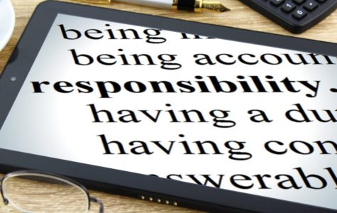 Encouraging Words: Taking Personal Responsibility – Part 1