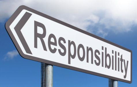 Encouraging Words: Taking Personal Responsibility – Part 2