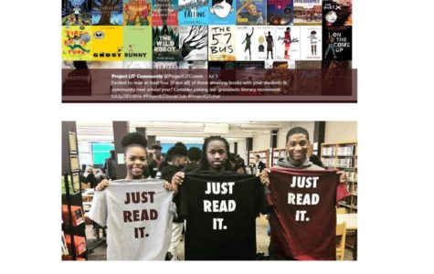 ProjectLit Brings Readers Joy