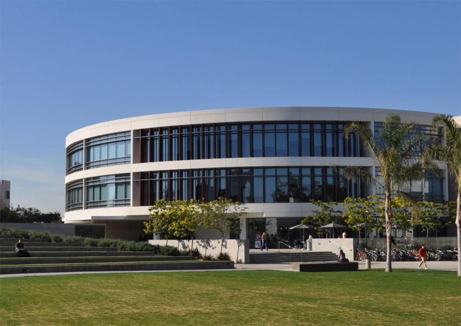 Hannon+Library+at+Loyola+Marymount+University