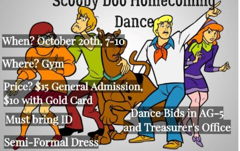 Dance Tickets on Sale through October 16