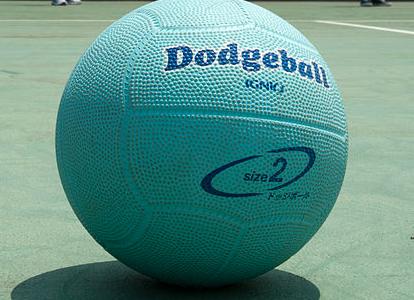 Dodgeball Tournament Stretches through First Week of December