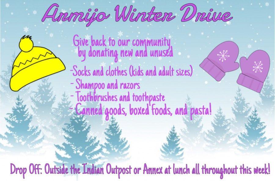 The Winter Drive (12/14)!