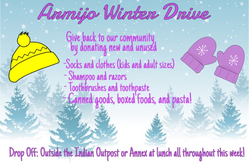 The Winter Drive (12/14)!
