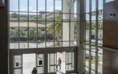 College Focus: Stunning Views, Awesome Features