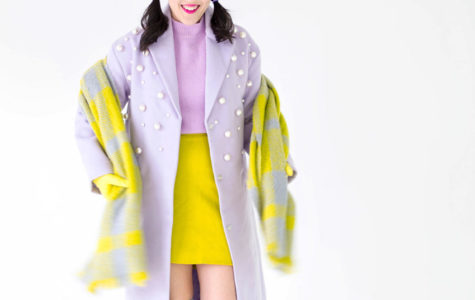 Fashion Review: Fashion: Colors to Chase Away the Winter Blues