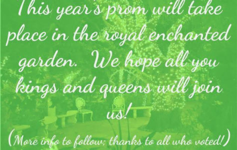 Promise about Prom Theme