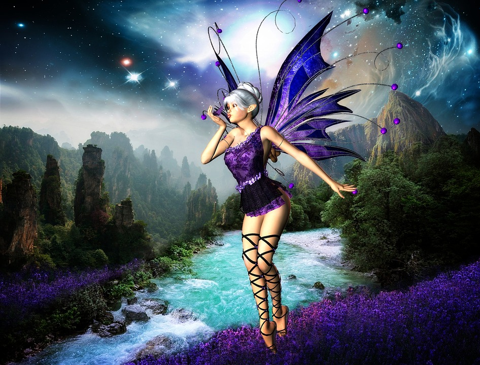 Reading fantasy opens the door of imagination.