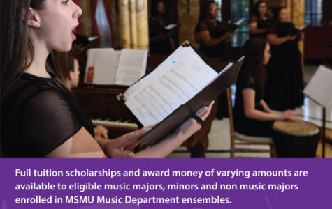 Music Scholarship Applications Accepted until Friday, March 1.