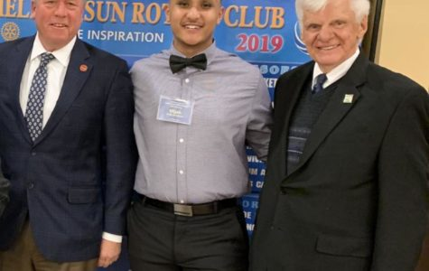 Local Rotary Club Honors Armijo Student