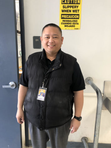 Teacher Feature: Mr. Gonzalez Has an Interesting Story