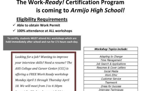 After School Job OR Jobs after School?