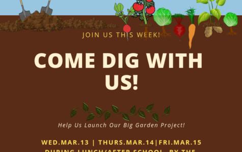 Help the Garden Club Grow