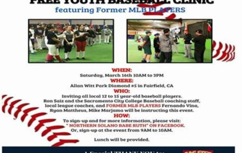 Matt Garcia Baseball Clinic