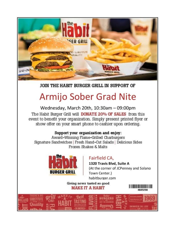 Become Part of the Grad Nite Habit