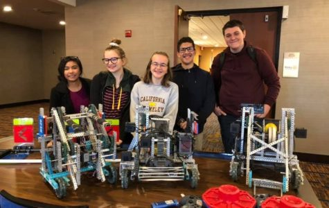 Robotics Fundraiser!