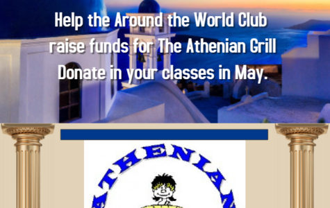Help Bring the Athenian Grill Back after the Fire