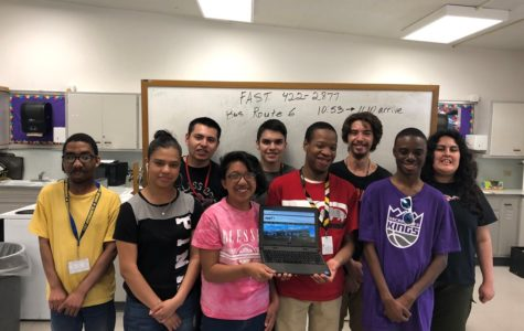 Students celebrate Earth Day with Education