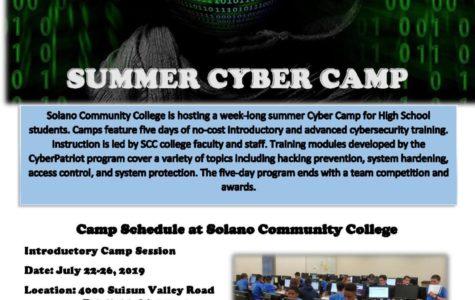 Cyber Camp!