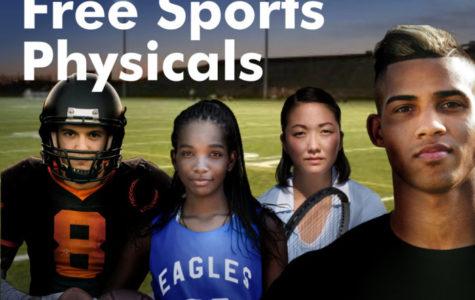 Take Advantage of Free Sports Physical on July 13