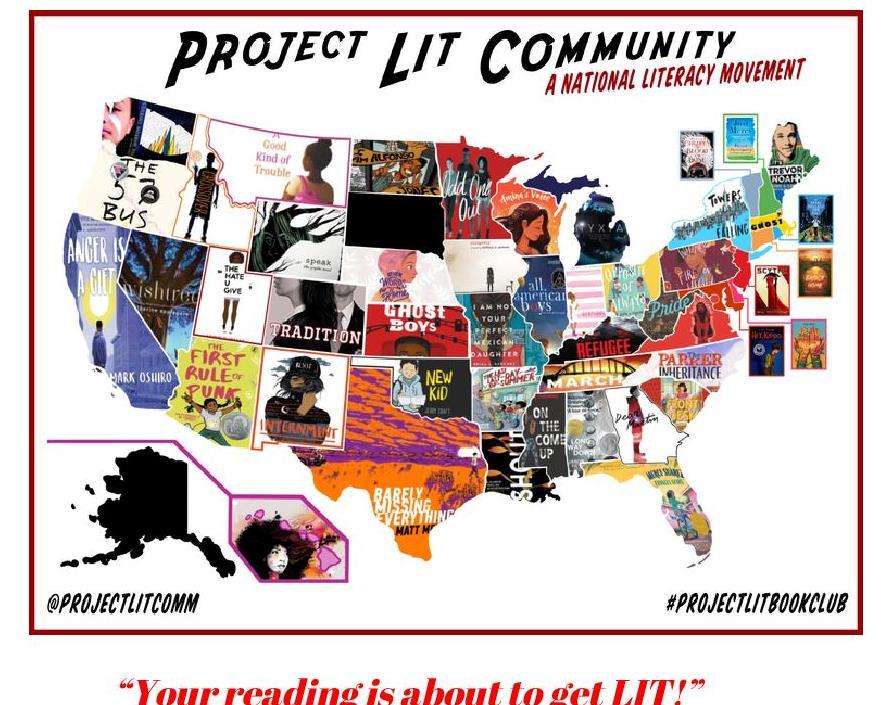 ProjectLIT+Book+Club%3A+Race+%26+Social+Justice