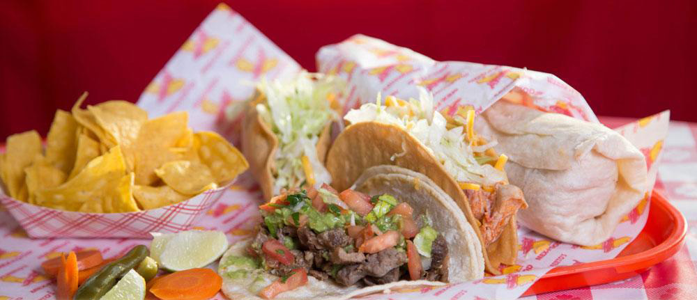 Just looking at some of the food at Adalberto's and other Mexican restaurants might make your mouth water.