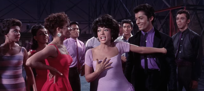 Rita+Moreno+basically+opened+doors+for+Hispanic+performers+in+Hollywood.