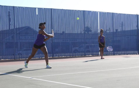 Ria Patel and Aaliyah Glasper take Tennis 2k19