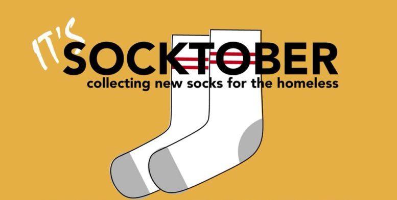 Skate for Change wants new socks
