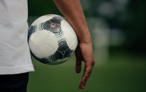 Boys' Soccer meeting at lunch on Friday, October 11