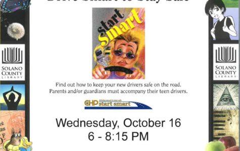 CHP Smart start Civic Center Oct.16