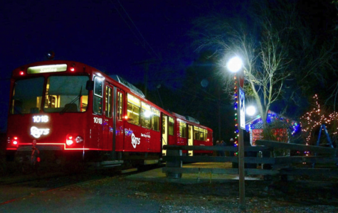 Santa Train at the Western Railway Museum Dec. 7-22
