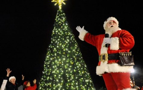 Fairfield Christmas Tree Lighting on December 6