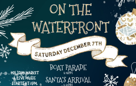 Join friends at the waterfront in Suisun on December 7