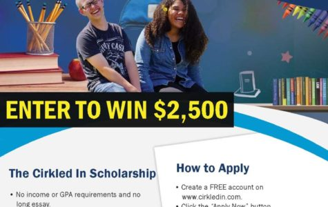 Win $2,500 for your education