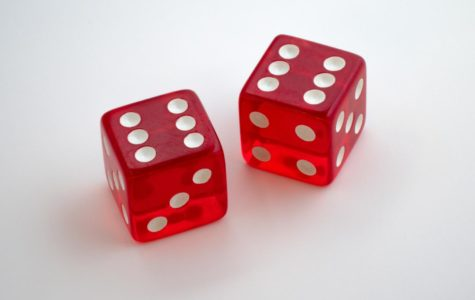 Pair of Dice Club's Student Game Night